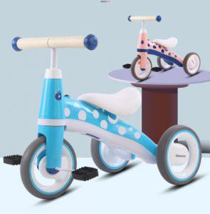 Độ tuổi từ 18 tháng tới 5 tuổiTải trọng : 60kgkích thước sản phẩm : 48x62x30cmTrọng lượng xe : 3.5kgcó nhạcđóng gói 1 cái 1 thùng : 59x30x19cm