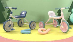 Các mẫu xe đạp trẻ em được yêu thích hiện nay với kiểu dáng và mẫu mã khác nhau.Vậy làm sao chọn lựa cho bé một chiếc xe đạp nào phù hợp nhất với kích cỡ và độ tuổi nào của bé.Bé trai với sự hiếu động của mình những chiếc xe địa hình là lựa chọn một cách thích hợp nhất. Còn với những bé gái những chiếc xe màu hồng đỏ có thiết kế nhẹ nhàn thanh tao là một sự hoàn hảo cho bé. Những ngày hè, việc để bé có những trò chơi khoẻ khắn và những hoạt động cùng các bạn của mình sẽ gặp khó khăn khi lựa chọn đồ chơi cho mình.Việc để bé tâp điều khiển xe đạp là một điều cần thiết là sự lựa chọn nên suy nghĩ đến của các ông bố bà mẹ. Chiếc xe đạp trẻ em 3 bánh sẽ giúp khám phá nhiều thứ xung quanh, tự xử lý mọi tình huống khi xảy ra, bé có thể di chuyển với chiếc xe đạp yêu quý của mình, bé không chỉ trưởng thành về thể chất mà còn phát triển về tâm lý và vui chơi thoả thích. Xe đạp 3 bánh trẻ em là người bạn của bé trên mọi nẽo đường không thể thiếu khi di chuyển hay vui chơi. Với những tính năng bề và đẹp luôn được hướng đến để đem lại những hoạt động tốt nhất.